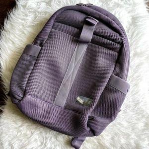 Adidas VFA 2 Backpack Purple Mesh Laptop Sleeve